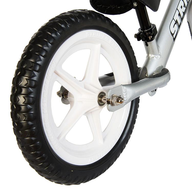Type de roues EVA ou Mousse  pour draisienne
