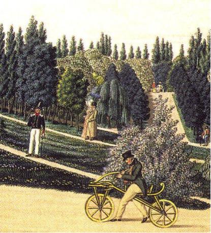 draisienne 1818