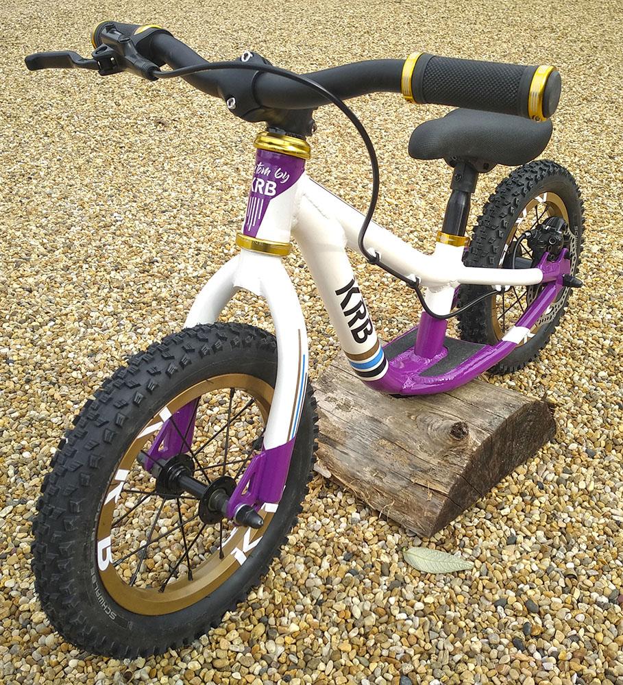 Commencal Kids Rider Bike KRB